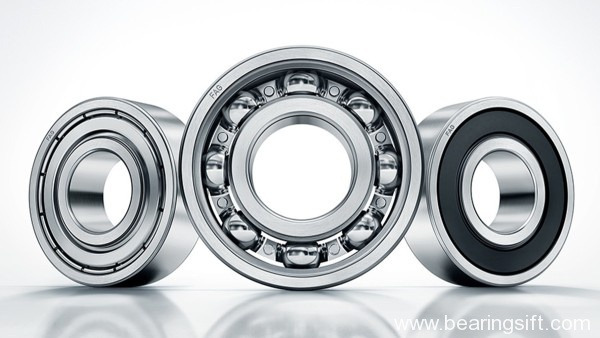 16007 FAG Open Type Deep Groove Ball Bearing 35x62x9mm